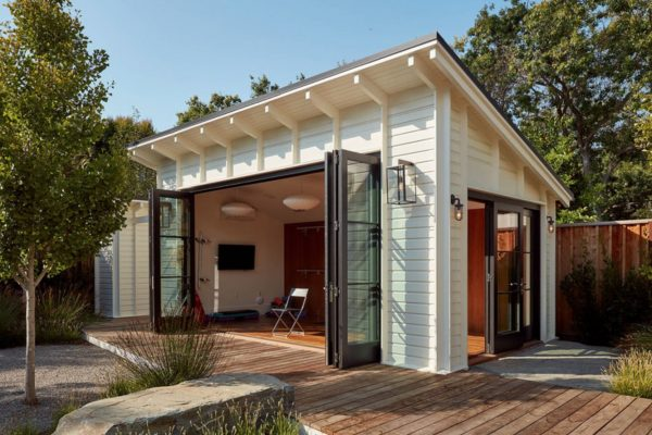 New Design Ideas For Your Shed