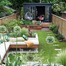 Ideal Aesthetics for Small Gardens